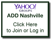 Yahoo Group ADD Nashville