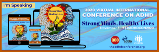 2020 Virtual International Conference on ADHD